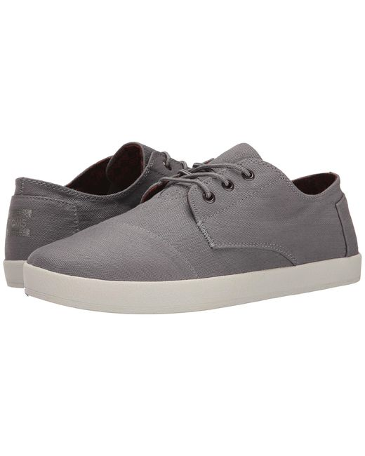 TOMS | Gray Paseo for Men | Lyst