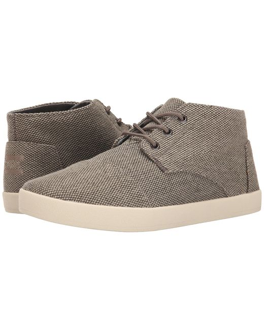 TOMS | Natural Paseo Mid for Men | Lyst