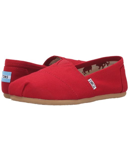 TOMS | Red Classics | Lyst