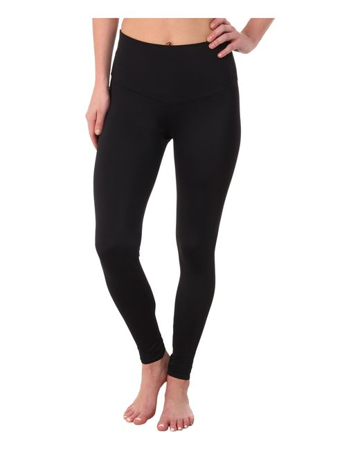 Onzie | Black High Rise Leggings | Lyst