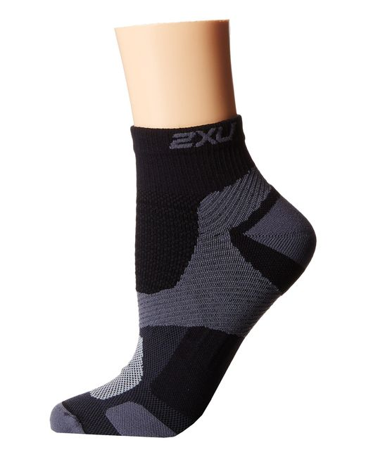 2XU | Black Long Range Vectr Sock | Lyst