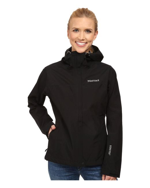 Marmot - Black Essential Jacket - Lyst
