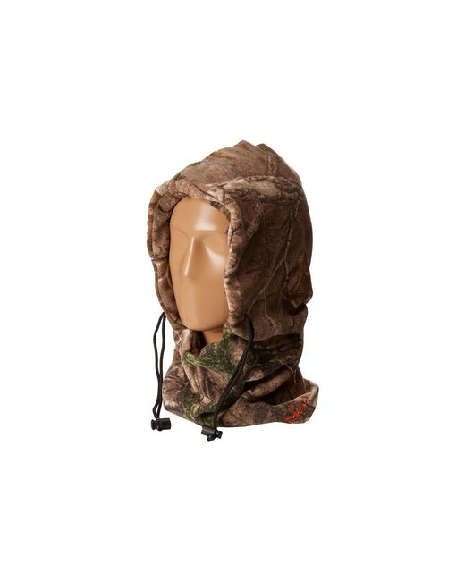 Bula | Brown Freezing Polar Fleece Hood for Men | Lyst