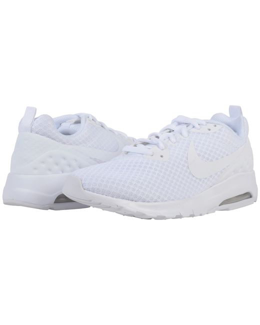 Nike Air Max Motion Lightweight Lw in White | Lyst