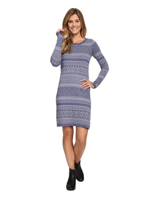 Aventura Clothing | Blue Clara Dress | Lyst