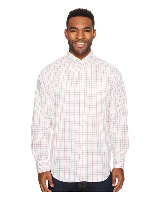 Mountain Khakis | White Davidson Stretch Oxford Shirt for Men | Lyst