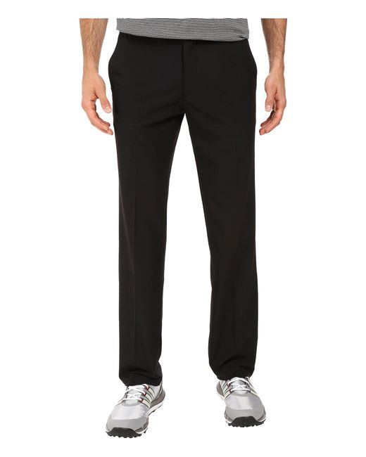 Adidas Originals   Black Ultimate Regular Fit Pants for Men   Lyst