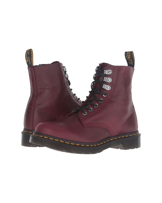 Dr. Martens   Multicolor Pascal Pm 8-eye Boot   Lyst