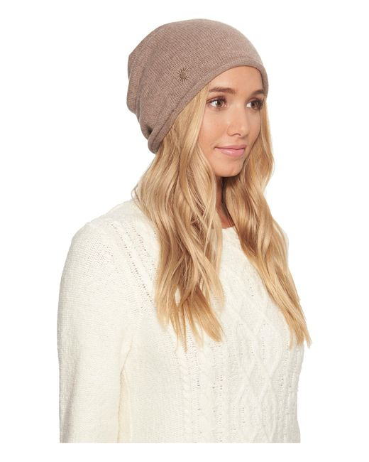 Ugg | Gray Luxe Oversized Beanie | Lyst