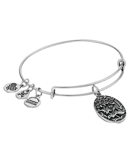 ALEX AND ANI | Metallic Because I Love You Sister Ii Bracelet | Lyst