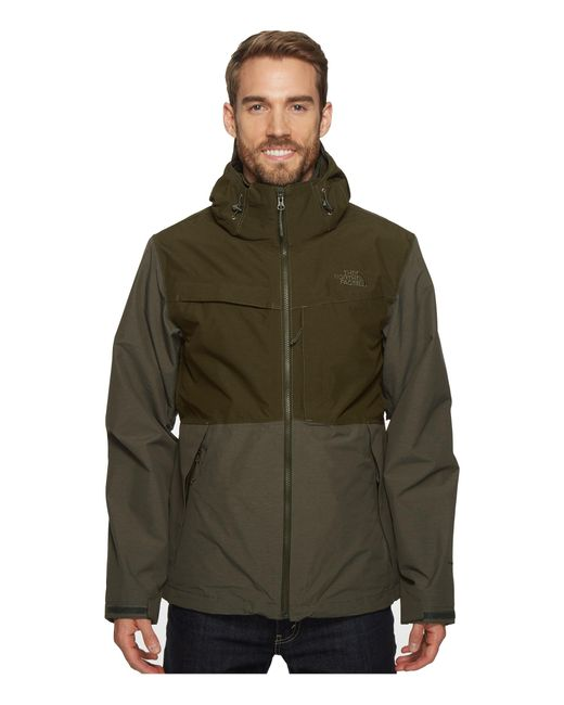 The North Face   Green Condor Triclimate Jacket for Men   Lyst