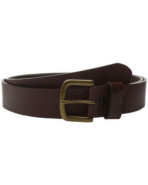 Carhartt | Brown Journeyman Belt for Men | Lyst