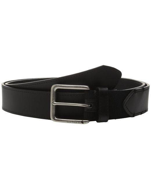 Carhartt   Black Rugged Flex Belt for Men   Lyst
