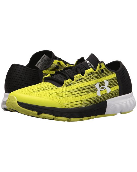 Under Armour | Yellow Ua Speedform® Velociti for Men | Lyst
