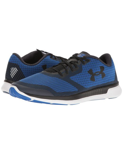 Under Armour | Blue Ua Charged Lightning for Men | Lyst