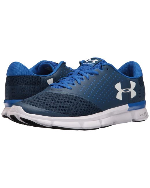 Under Armour | Blue Ua Micro G Speed Swift 2 for Men | Lyst