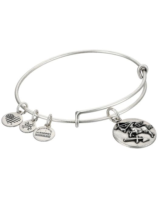 ALEX AND ANI | Metallic University Of Tennessee | Lyst