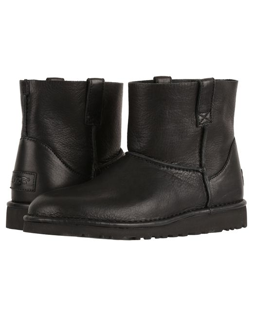Ugg   Black Classic Unlined Mini Leather   Lyst