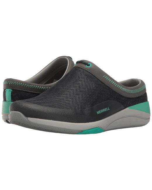 Merrell | Blue Applaud Mesh Slide for Men | Lyst