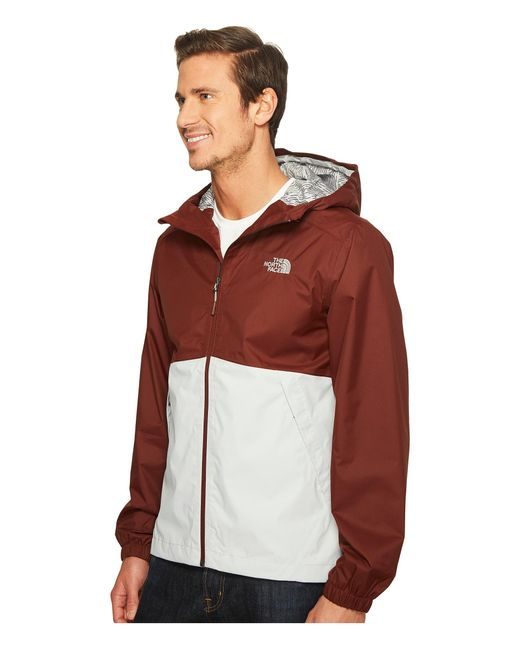 The north face Millerton Jacket in Red for Men