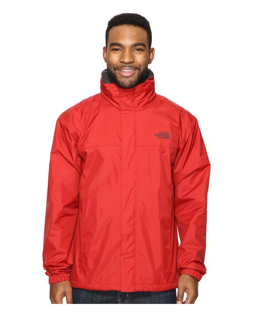 The North Face | Red Resolve 2 Jacket for Men | Lyst