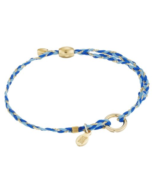 ALEX AND ANI | Blue Precious Threads Bracelet | Lyst