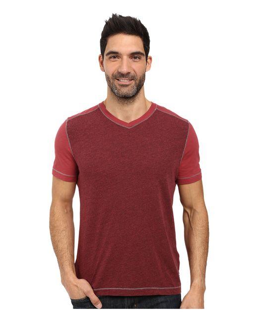 Agave | Red Amboy Short Sleeve Tri-blend Slub for Men | Lyst