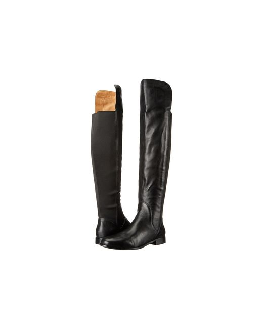 Corso Como | Black 'laura' Over The Knee Boot | Lyst