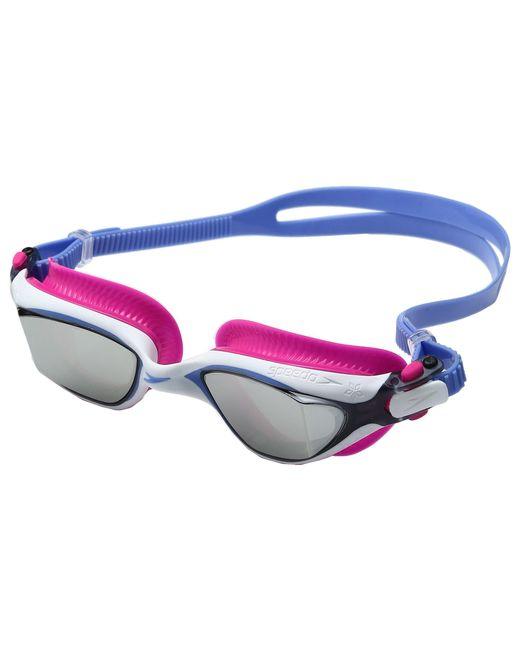 Speedo | White Mdr 2.4 Mirrored Goggle | Lyst