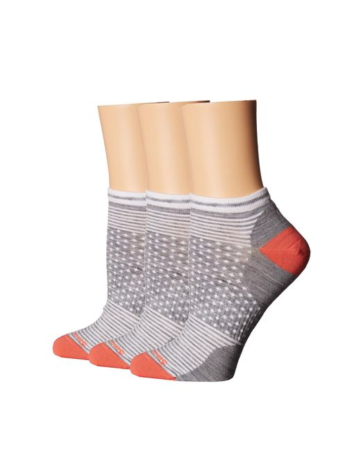 Smartwool | Gray Forfeit Micro 3-pack | Lyst