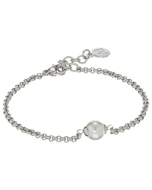 Majorica   White New Classic Bracelet   Lyst