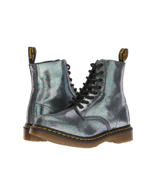 Dr. Martens | Gray Pascal Boot | Lyst