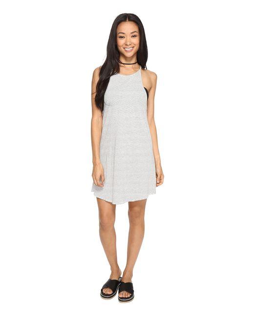 Amuse Society | White Love Always Dress | Lyst