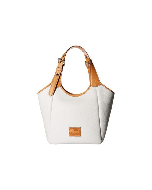 Dooney & Bourke | White Patterson Penelope | Lyst