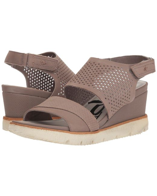 Otbt - Brown Milky Way (cocoa) Women's Shoes - Lyst