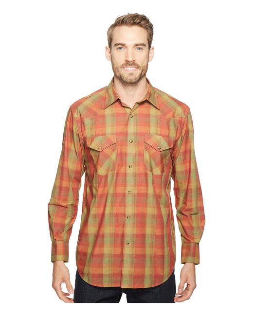 Pendleton | Multicolor Long Sleeve Frontier for Men | Lyst
