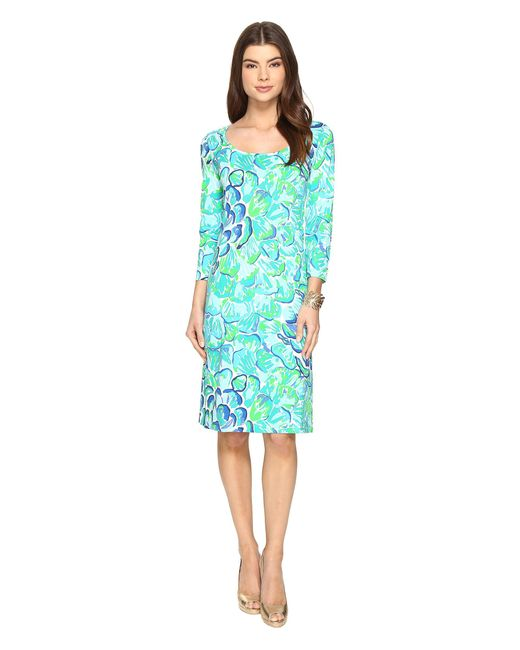 Lilly Pulitzer | Green Kenzie Dress | Lyst