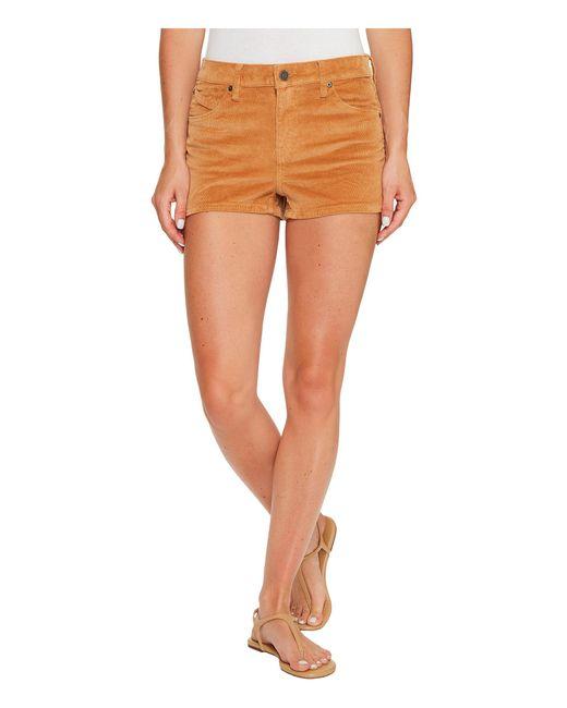 Volcom | Orange 1991 Shorts | Lyst