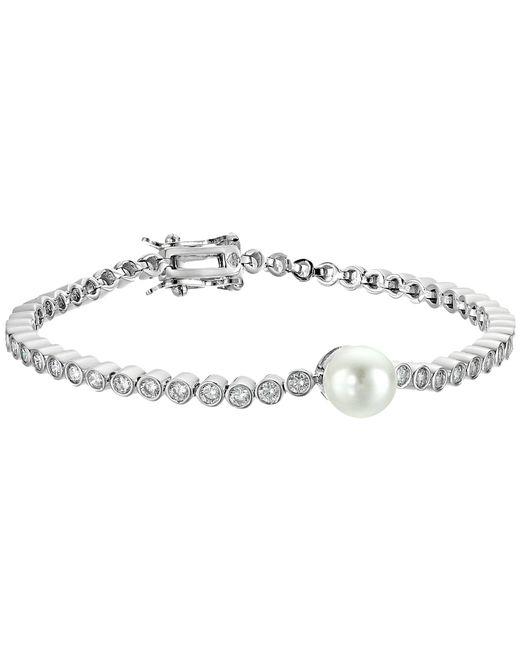 Kate Spade | Metallic Precious Pearls Bracelet | Lyst