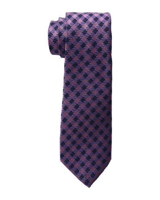 Lauren by Ralph Lauren | Blue Checked Silk-blend Tie for Men | Lyst