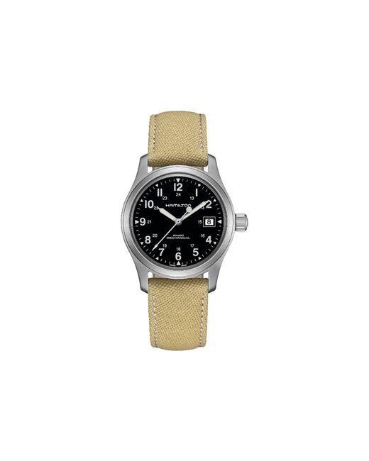 Hamilton - Khaki Field - H69419933 (black) Watches for Men - Lyst