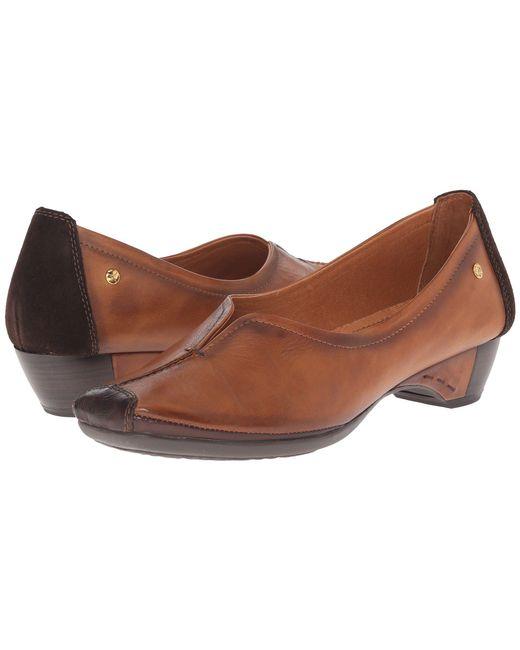 Pikolinos - Brown Gandia 849-7036c1 (brandy) Women's Shoes - Lyst
