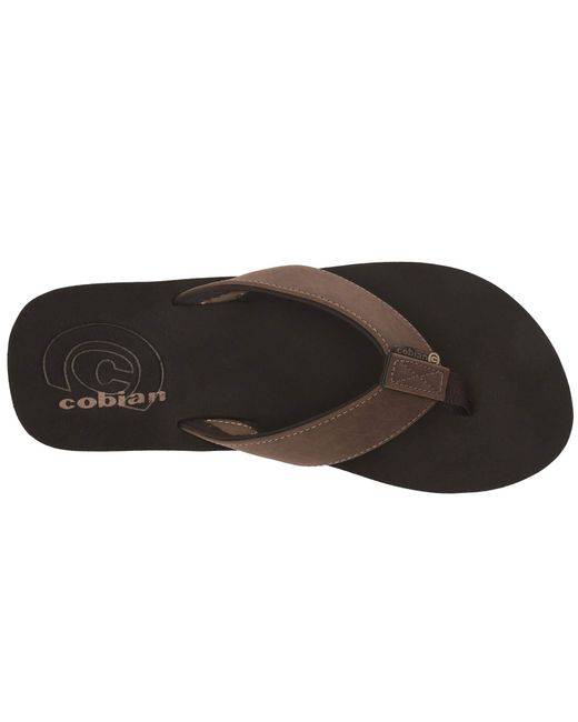 938ed01bdf460 Lyst - Cobian Floater (black) Men s Sandals in Brown for Men