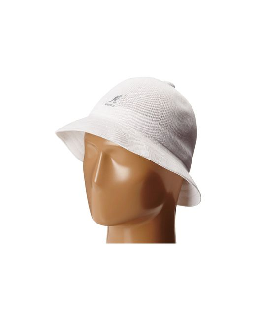 Kangol - White Tropic Casual - Lyst