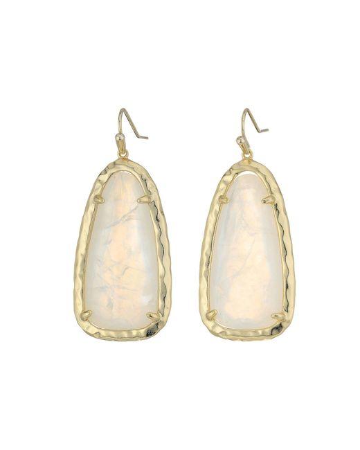 Kendra Scott | Metallic Lyn Earrings | Lyst