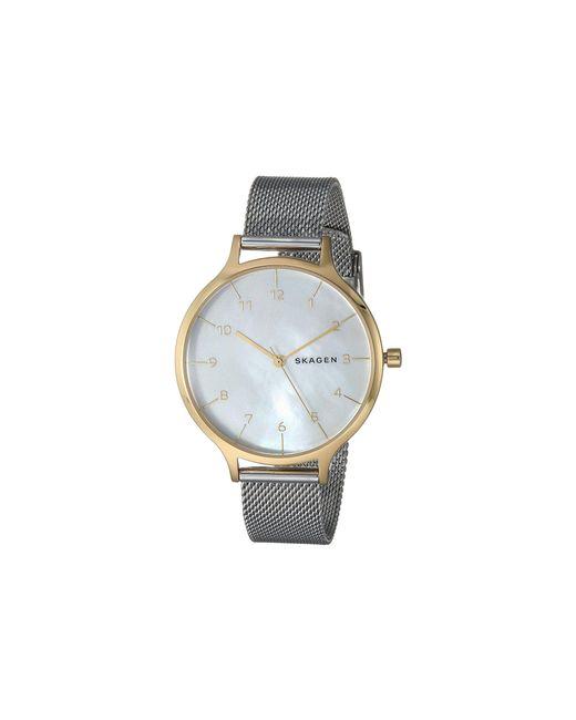 Skagen - Metallic Anita - Skw2702 (silver) Watches - Lyst