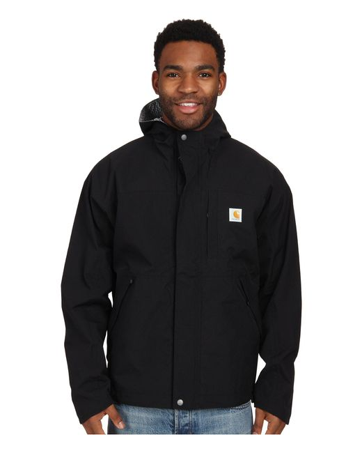 Carhartt - Shoreline Vapor Jacket (black) Men's Jacket for Men - Lyst