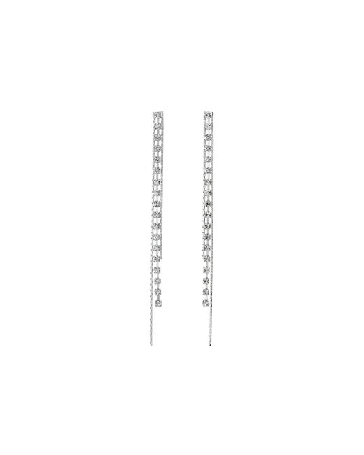 Guess - Metallic 84247004 (crystals/silver) Earring - Lyst