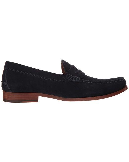7fb6e8d3088 ... Trask - Blue Sadler (snuff English Suede) Men s Slip On Shoes for Men  ...