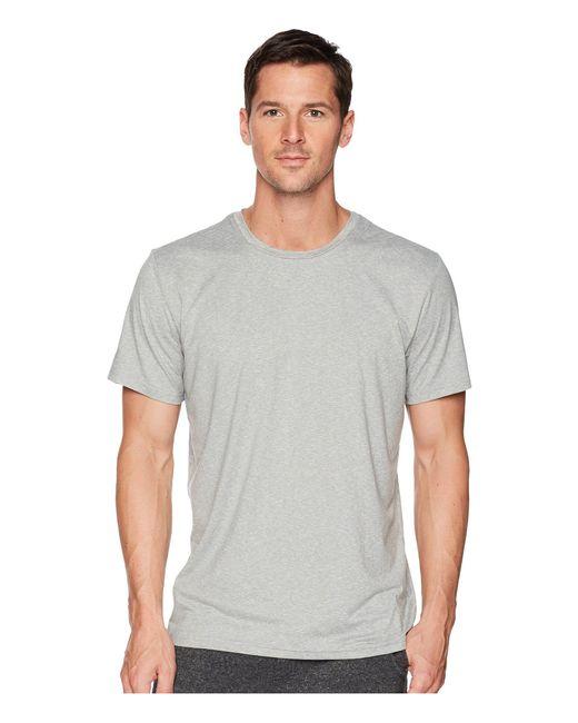 Polo Ralph Lauren - Gray 2/20 Therma Sleep Short Sleeve Crew for Men - Lyst